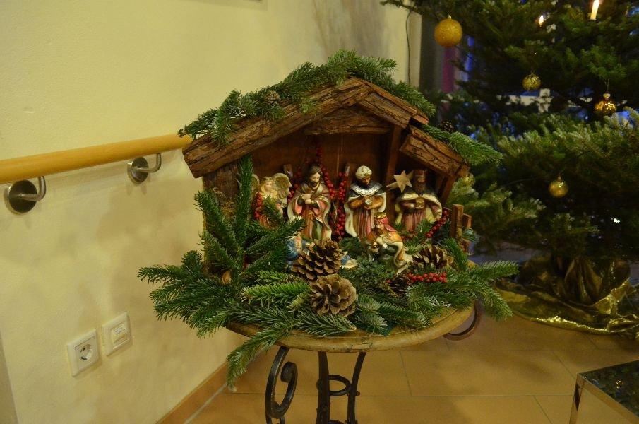 Vánočení v Oberlandu