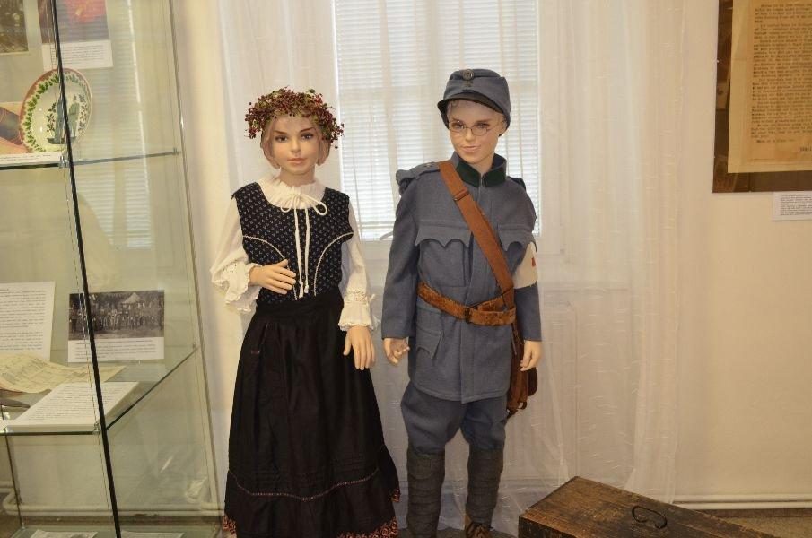 Návstěva muzea v Rumburku