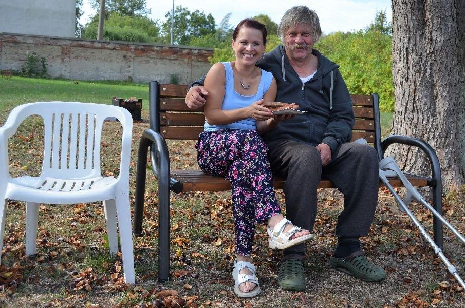 Přivítání podzimu a společné opékání buřtů s dětmi z MŠ Slunečnice