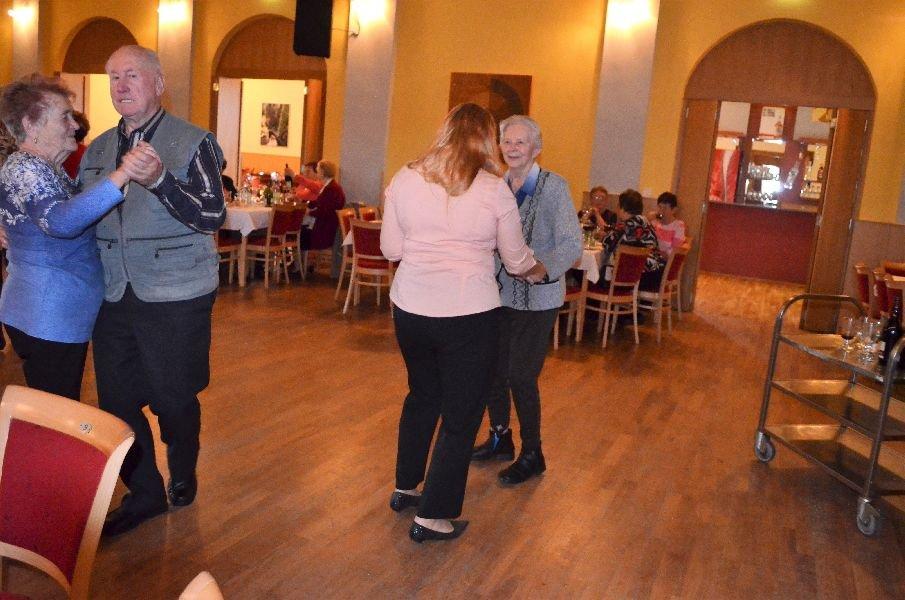 Den seniorů Dům kultury Rumburk