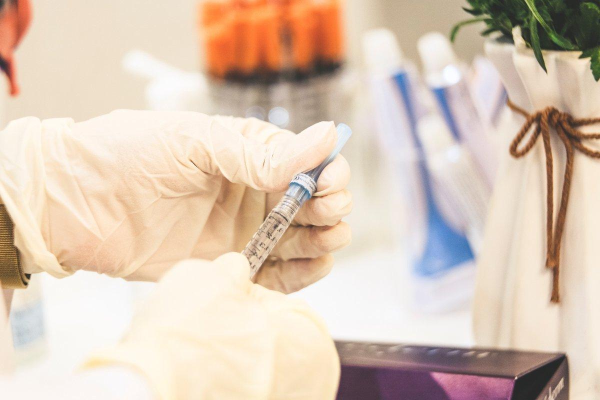 Očkování v Domově